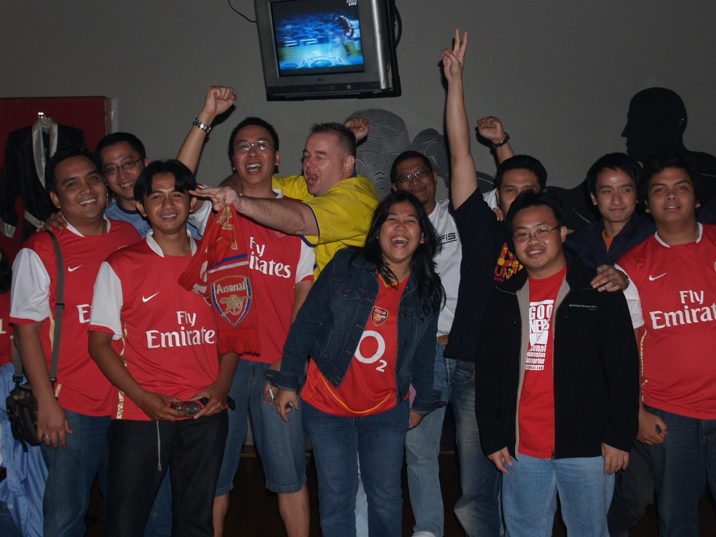 Arsenal Indonesia HARIS