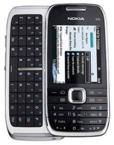 Nokia Seri E Untuk menandingi kehadiran BlackBerry dan iPhone