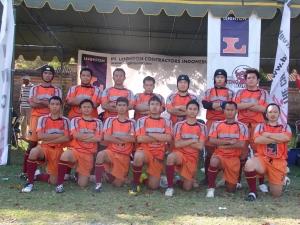 Pelopor rugby di Jakarta