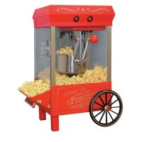 Old-Fashioned Movie Time Kettle Popcorn Maker