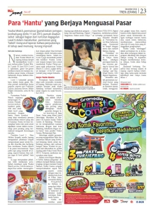 Tabloid HaloJepang! Edisi Desember 2014